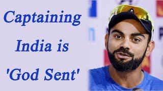 Virat Kohli feels, Captaining in 3 formats is