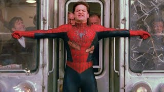 Download Spider-Man vs Doctor Octopus - Train Fight Scene - Spider-Man 2 (2004) Movie Clip HD Video