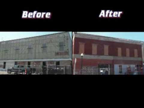 Blast It Clean - Exterior Brick Paint Removal