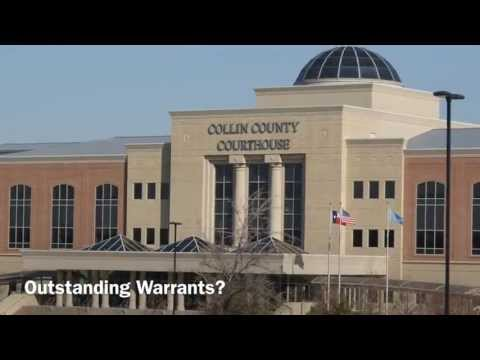 Collin County Traffic Attorney - Occupational License Dallas - Warrants