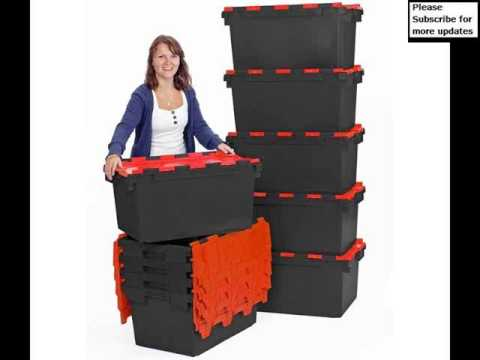 Plastic Storage Boxes & Baskets Collection