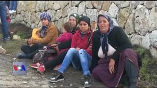 شام  میں جنگ سے متاثرہ بچے
