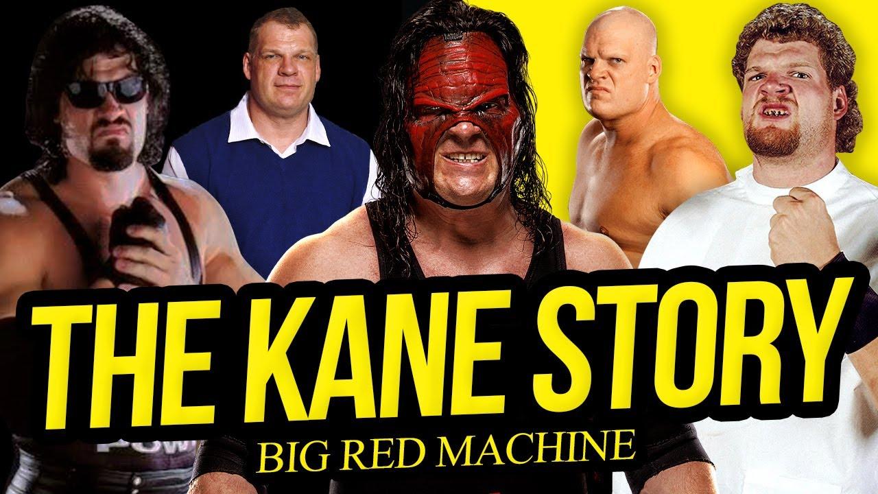 BIG RED MACHINE | The Kane Story (Full Career Documentary)