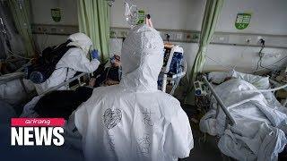Latest updates on the coronavirus in China and across the world