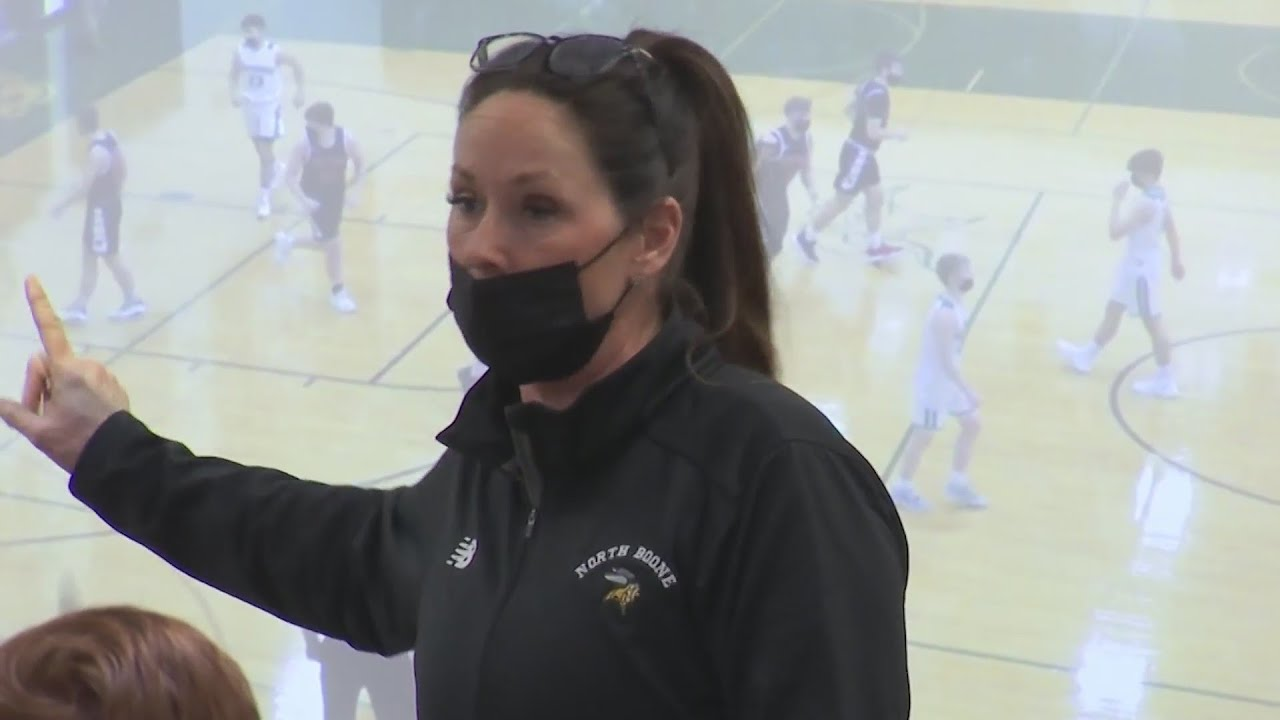 Beth Doetch follows in father-in-law's footsteps, while paving a new path for female head coaches