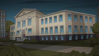 4 True School Horror Stories Animated