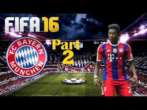 #02 Karriere mit dem FC Bayern ! I Fifa 16 I