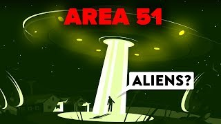 What Happens At & What Do We Know About Area 51?