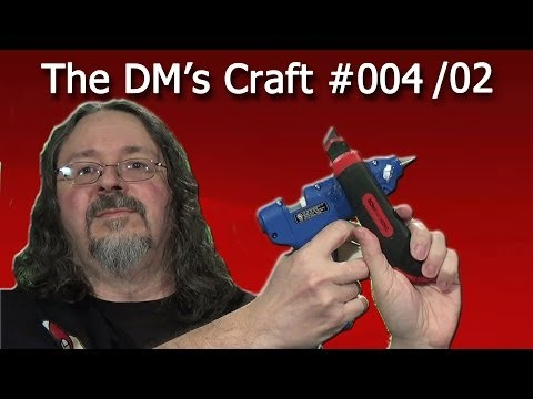 Easy to craft boat for D&D and Pathfinder (the DM's Craft, Ep 4, p2)