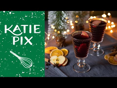 How To Make Mulled Wine Recipe | Katie Pix