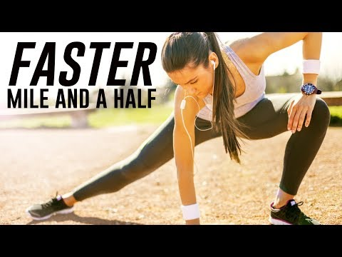 How to Run a Mile and a Half FASTER