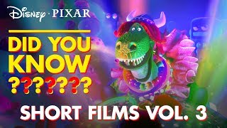 Pixar Short Films Collection Vol. 3 | Pixar Did You Know by Disney•Pixar