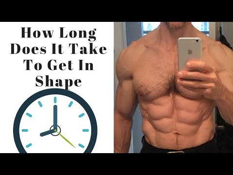 How Long Does it take to Get Big Muscles and Lose Weight?