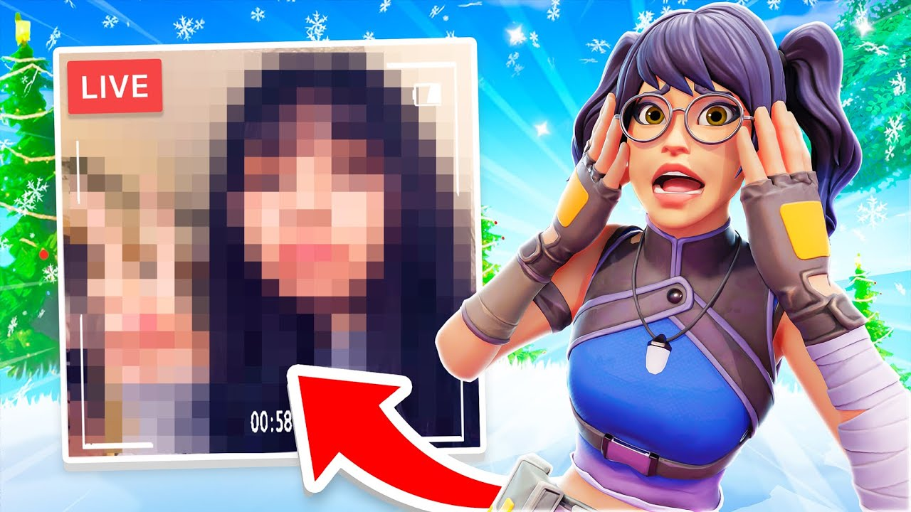 My Girlfriend Accidentally Left Her Face Cam ON... (shocking)