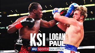 KSI vs LOGAN PAUL 2 | FULL FIGHT | 9th NOVEMBER 2019 🥊