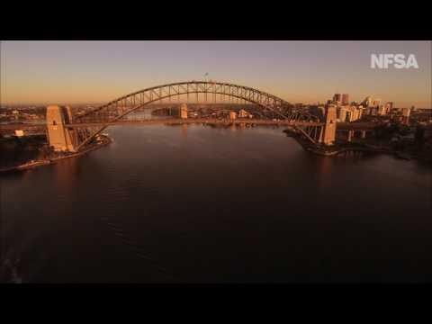 Sydney Harbour Bridge: Anniversary Montage.
