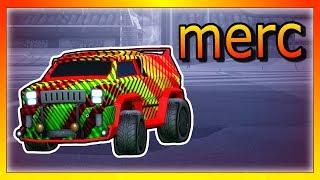 Merc Mp4