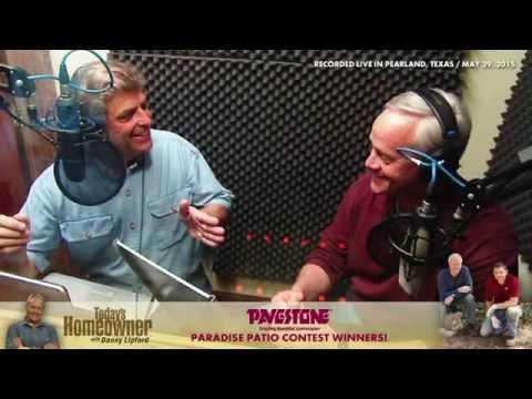 Pavestone Paradise Patio Contest_Today's Homeowner Radio