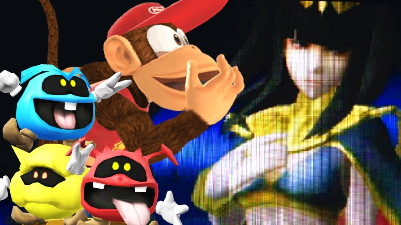 Hidden Facts About Smash 3DS/Wii U's Unused Content – Aaronitmar