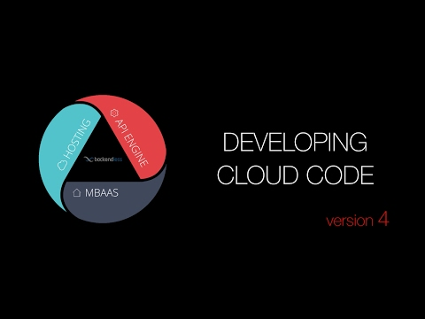 Developing Cloud Code with Backendless Console