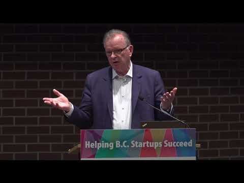 B.C. Startup in Residence: Demo Day -  Opening Comments   1 of 7