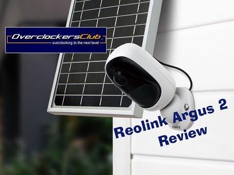 Argus 2 Wi-Fi Camera Review