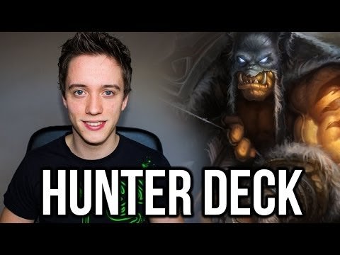 Hearthstone: BEST Basic Hunter Deck - Beastmastery! (Guide & How-to)