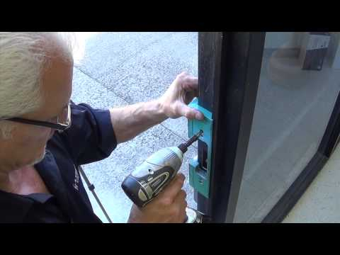 HES 5000 Electric Strike Lock Installation