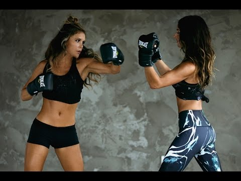 Tone It Up Boxing HIIT Workout!