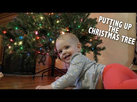 Toddler's First Christmas Tree