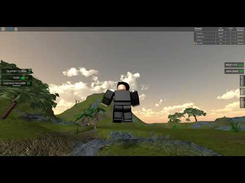 ROBLOX JURASSIC TYCOON - FINDING AMBERS!
