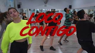DJ Snake, J. Balvin, Tyga - Loco Contigo | Choreography by Sebastian Linares