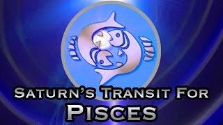 Meena Rashi - Saturn Transit 2017-2020 Predictions | Pisces Shani