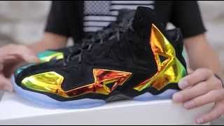 super popular 303b6 05ef2 Nike Lebron 11