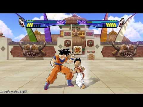 Dragon Ball Z Budokai 3 HD Collection: Goku Story Mode - Goku Vs Uub - 1080p