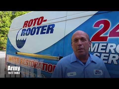 Roto-Rooter Military Veterans | Raleigh, North Carolina