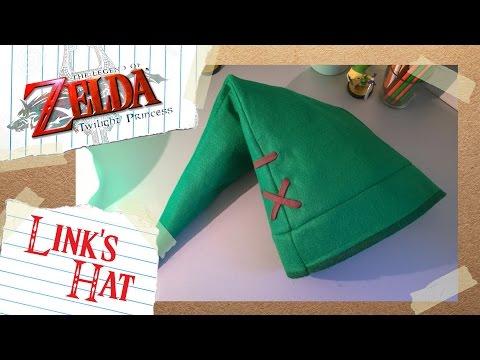Twilight Princess: Link's Hat DIY Tutorial