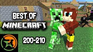 The Very Best of Minecraft | 200-210 | Achievement Hunter | AH