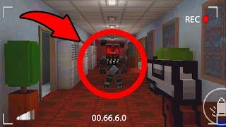 Do NOT play Pixel Gun 3D at night on Friday the 13th! OMG! Scary