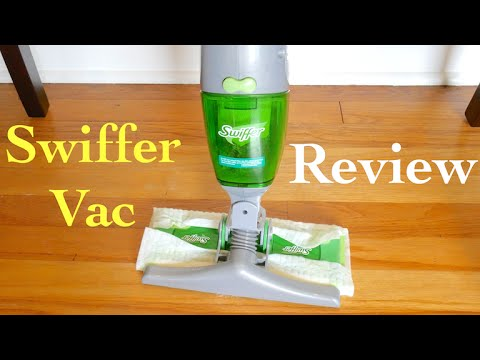 Swiffer SweeperVac Rechargeable Cordless Vacuum Review