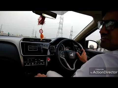 Driving Experience | 2017 Honda City Petrol CVT VX