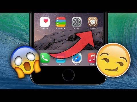 Installer Cydia sur iOS 7 à 11 sans Jailbreak et sans OpenAppMKT !! [REUPLOAD]