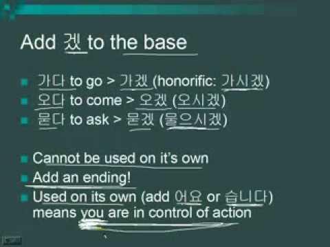 Lesson 26 - The Future Base