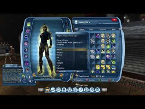 DCUO | IT IS TIME FOR A LITTLE CHANGE