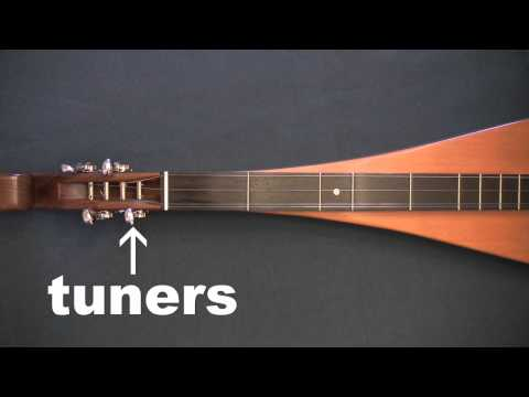 Getting Started With The Mountain Dulcimer Part 1