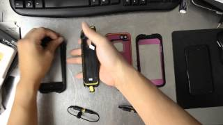 Fake Lifeproof Case Vs Real With Water Test Iphone 5