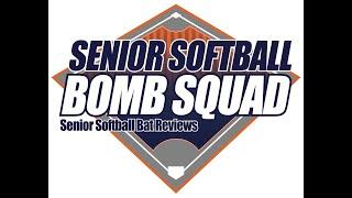 Senior Softball Bat Reviews (Umpiring #5) Videos & Books