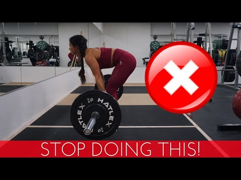 6 COMMON GYM MISTAKES FOR BACK TRAINING | AVOID THESE ERRORS
