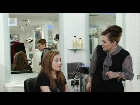 How to get a Celebrity CHERYL COLE Look at Cutting Club Academy
