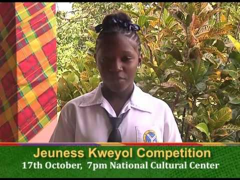 Jennes Kweyol St. Lucia 2014